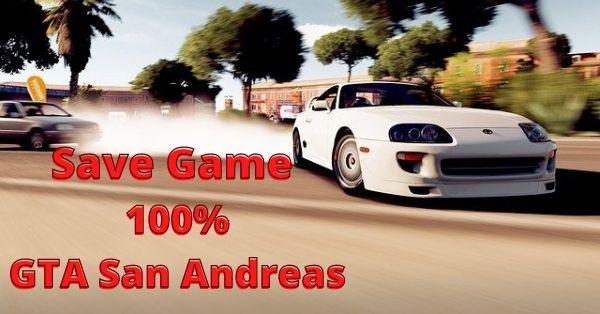 nível máximo com o save game GTA San Andreas